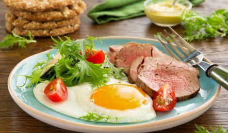 Яєчня призводить до проблем з серцем