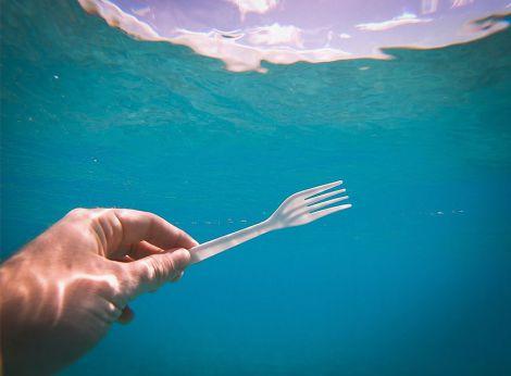Шкода пластикового посуду