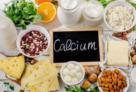 Користь продуктів з кальцієм
