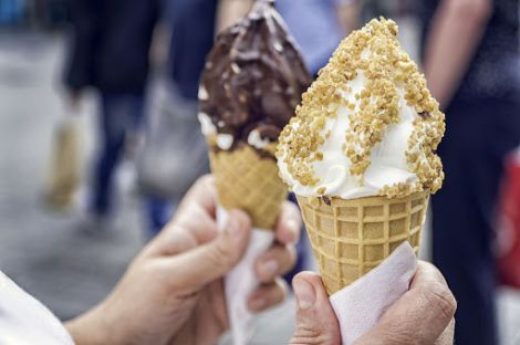 Морозиво для імунітету