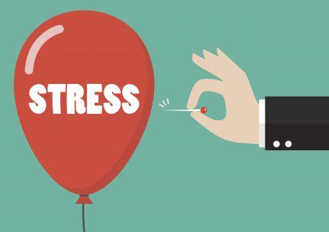 Як побороти стрес