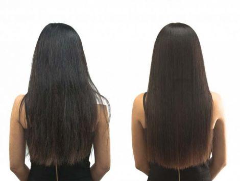 поврежденные и ломкие волосы