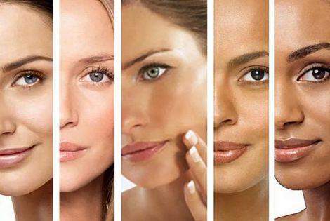 Визначаємо тип шкіри