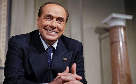 Італійський політик Сільвіо Берлусконі