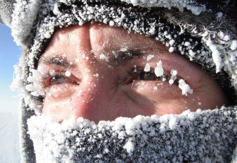 Як одягатись так, аби не змерзнути