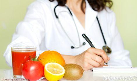 Медична дієта на 3 дні