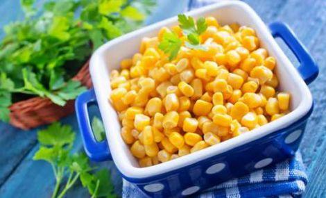 Кукурудза калорійна