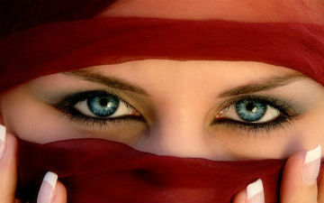 Секрети краси очей