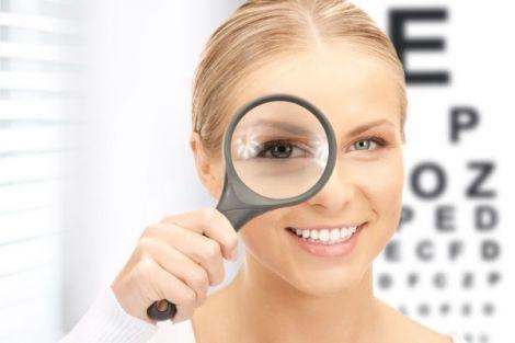 Покращуємо зір в домашніх умовах