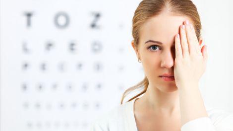Погіршення зору