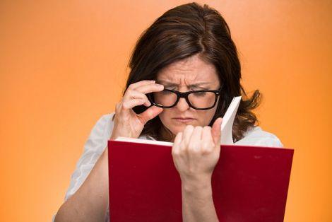 Причини порушення зору