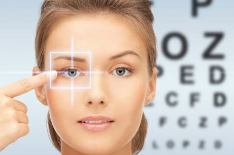 Продукти для відновлення зору