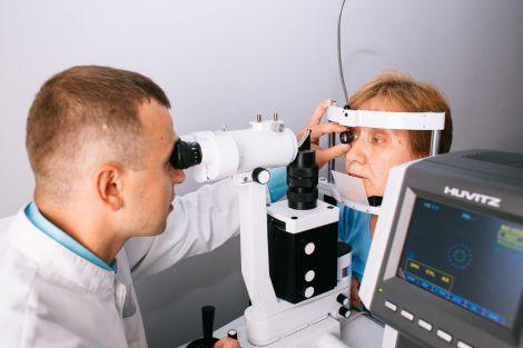 Профілактика офтальмологічних захворювань