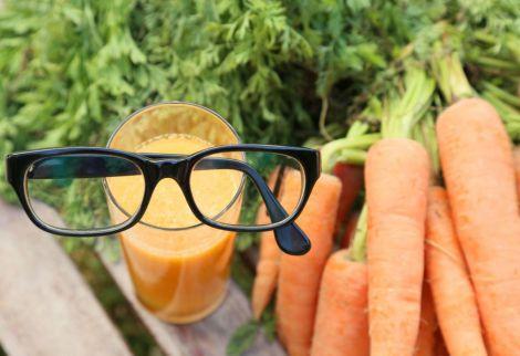 Вітаміни, які сприяють покращенню зору
