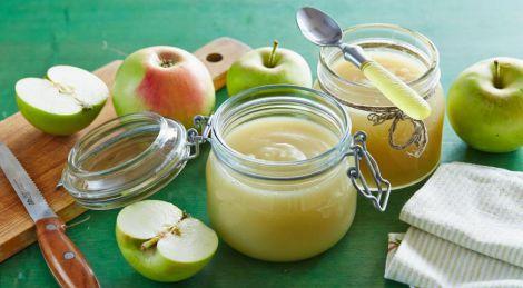 Користь яблучного пюре