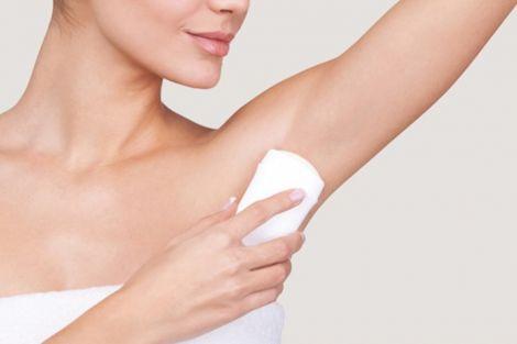 Як правильно користуватись дезодорантом?