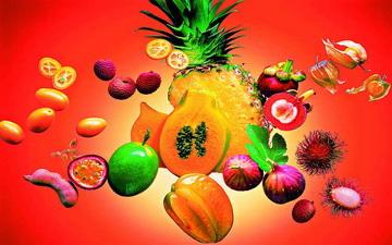 Екзотична дієта для здоров'я