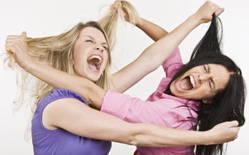 конкуренція між жінками стає все більш напруженою