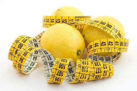 Лимонна дієта для краси та стрункості