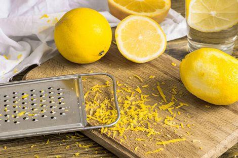 Лимонна цедра лікує безліч захворювань