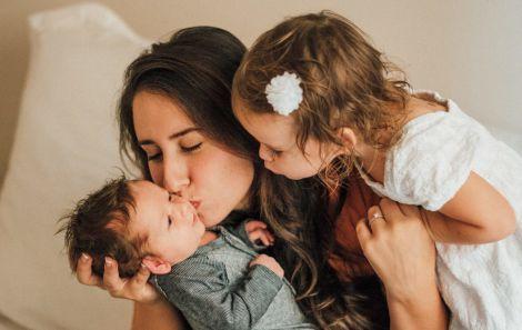 Материнство продовжує життя жінки