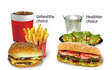 фаст-фуд можна замінити на більш корисні продукти