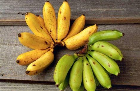 Шкірка бананів може бути корисною