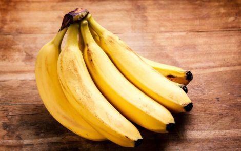 Банани нормалізують тиск