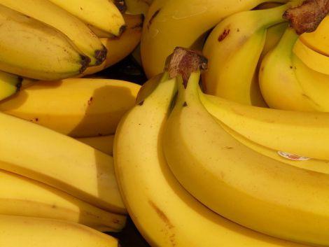 Банани позбавлять від жиру на животі
