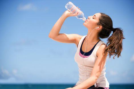 Пора пити воду