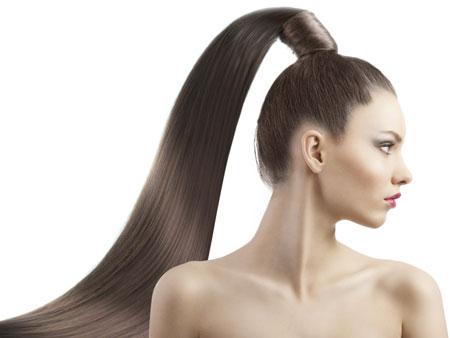 Как отрастить бысто волосы?