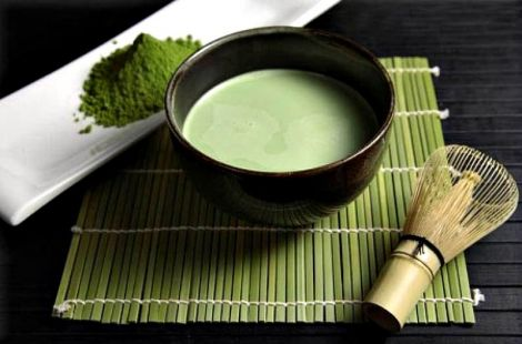 Японський чай матча