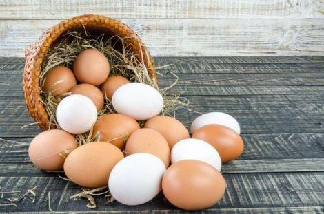 Вживанння яєць захищає чоловічий організм від хвороб