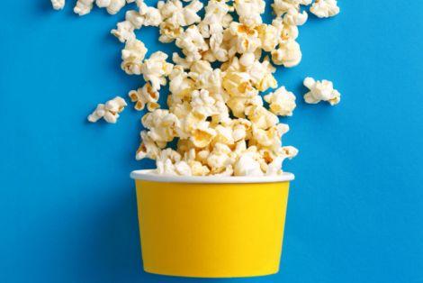 Чи корисно вживати попкорн?