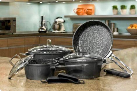Антипригарний посуд
