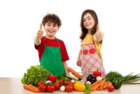 Дієта та режим для дітей