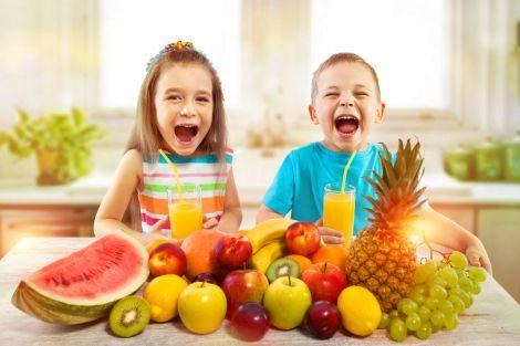 Чи небезпечне вегетаріанство для дітей?
