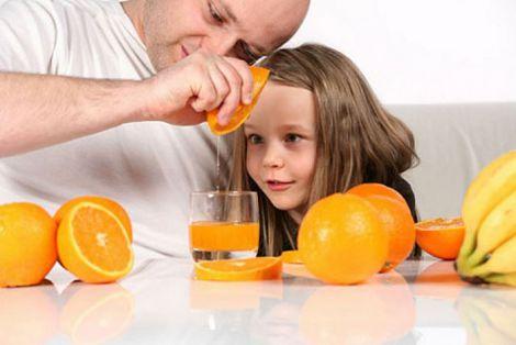 Зміцнення дитячого імунітету
