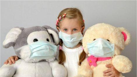 Як коронавірус проявляється у дітей?