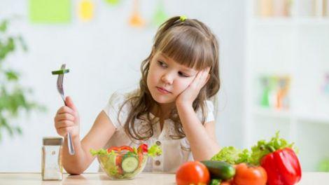 Дитяче вегетаріанство: в чому небезпека?