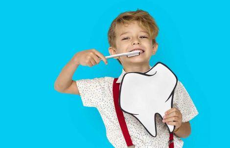 Гігієна ротової порожнини у дітей