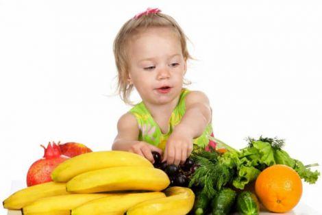 Діти повинні вживати овочі