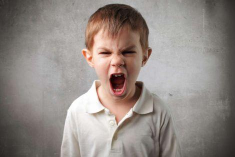 Дитяча агресія