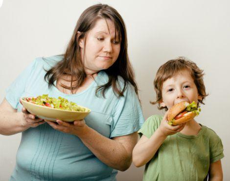 Психосоматика дитячої зайвої ваги
