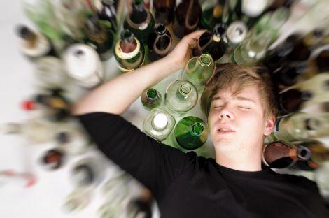 Дитячий алкоголізм