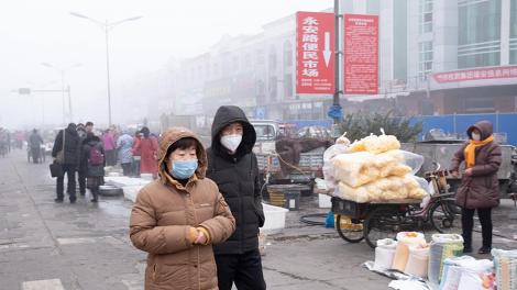 Небезпечний китайський вірус