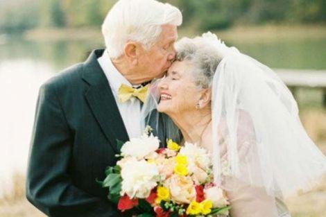 Любов у шлюбі та її вплив на старість