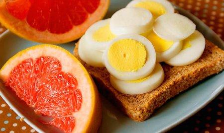Меню яєчної дієти