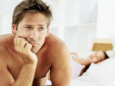 Неуверенность мужчин