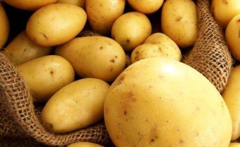 Лікувальні властивості картоплі